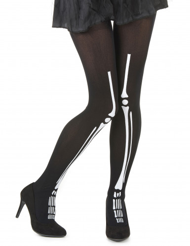 Collant da scheletro adulti Halloween