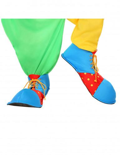 Scarpe da clown adulti