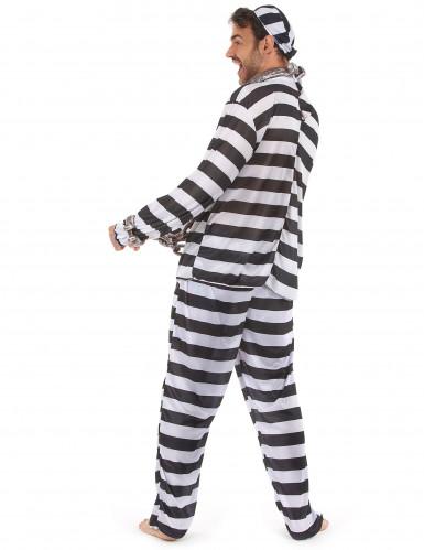 Costume da carcerato per uomo-2