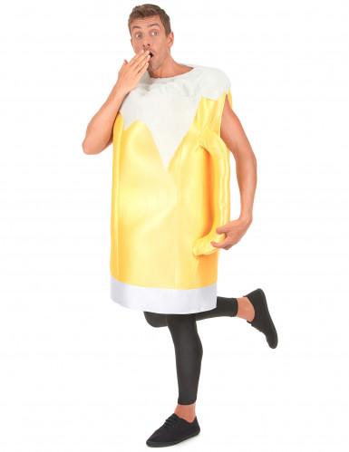 Costume boccale di birra uomo-1