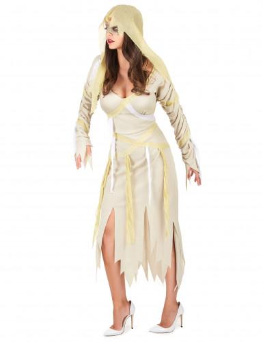 Costume mummia donna Halloween