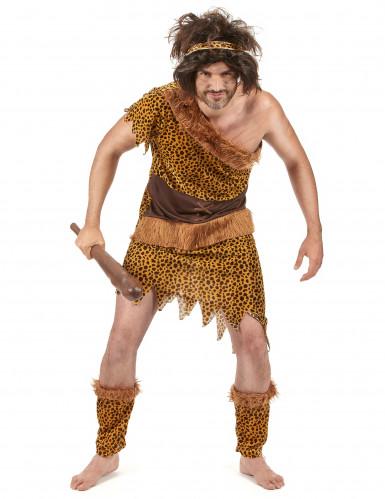 Costume uomo delle caverne adulti