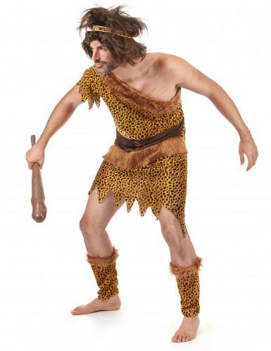 Costume uomo delle caverne adulti-1