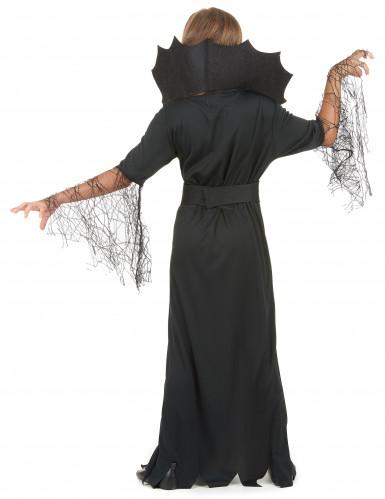 Costume da strega ragno per bambina- Halloween-2