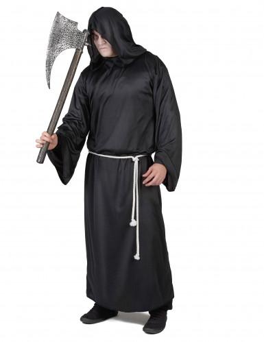 Costume Falciatore lugubre uomo Halloween-1