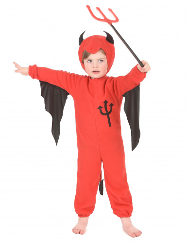 Costume da diavolo bambino Halloween
