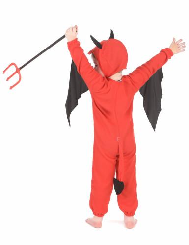 Costume da diavolo bambino Halloween-2