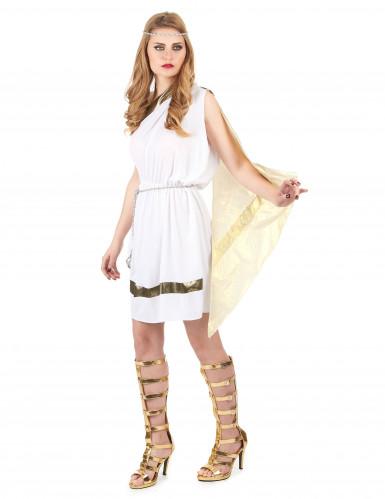 Costume da dea romana per donna-1