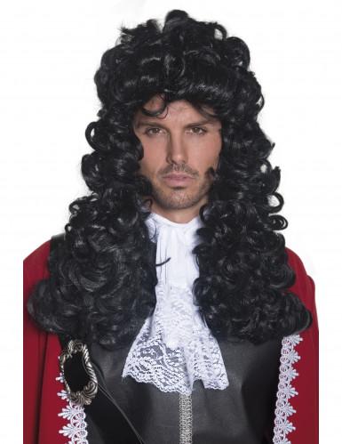 Parrucca da pirata uomo