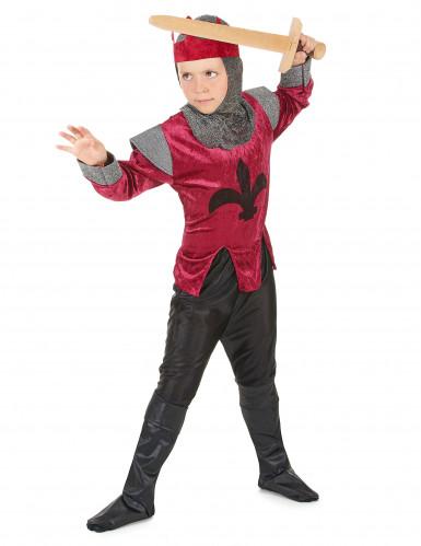 Costume cavaliere medievale bambino-1