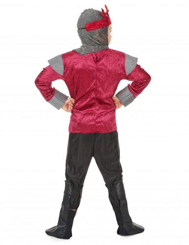 Costume cavaliere medievale bambino-2