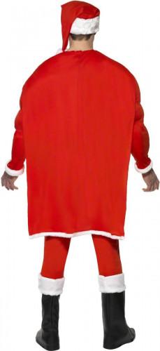 Costume Babbo Natale muscoloso uomo-1