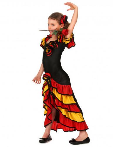 Costume ballerina spagnola bambina-1