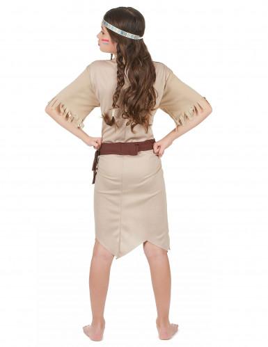 Costume indiana pallida ragazza-2