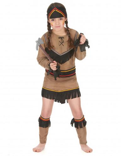 Costume indiana ragazza