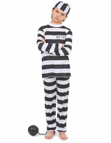Costume prigioniero bambino