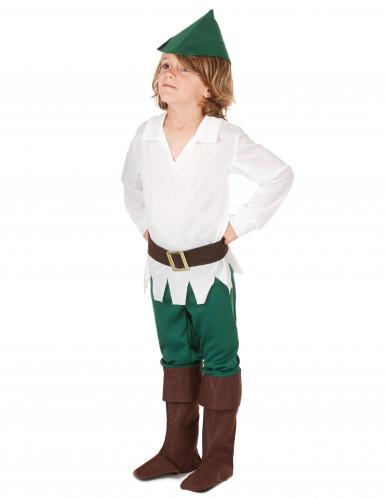 Costume da bambino dell'isola perduta-1