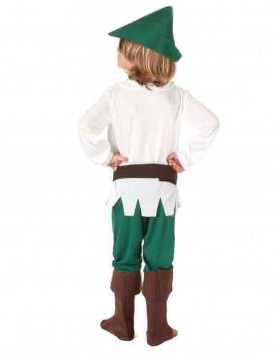 Costume da bambino dell'isola perduta-2