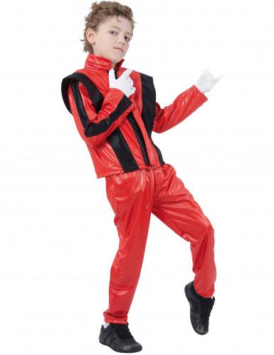 Costume pop star bambino