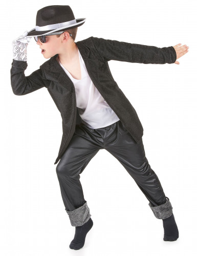 Costume re pop star bambino