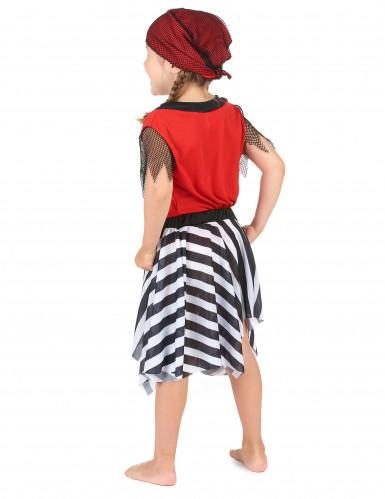 Costume pirata all'arrembaggio bambina-2