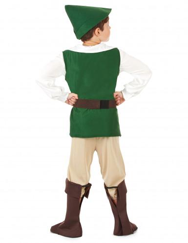 Costume da bambino dei boschi-2