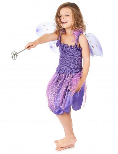 Costume fata viola bambina-1