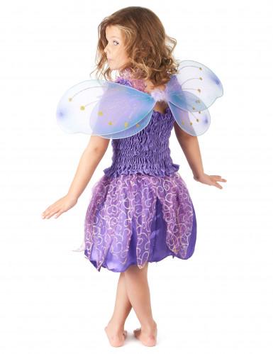 Costume fata viola bambina-2