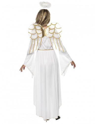 Costume angelo di Natale donna-1