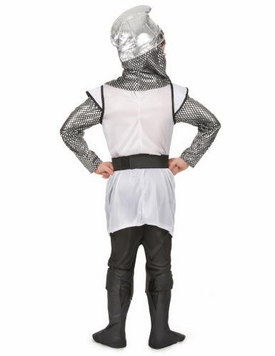 Costume cavaliere medievale crociato bambino-2