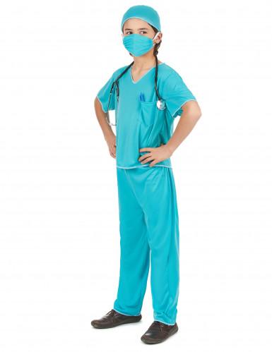 Costume da chirurgo bambino -1
