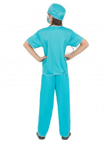 Costume da chirurgo bambino -2