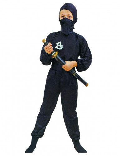 Costume ninja commando bambino