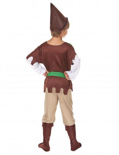 Costume da bandito dei boschi per bambino-2
