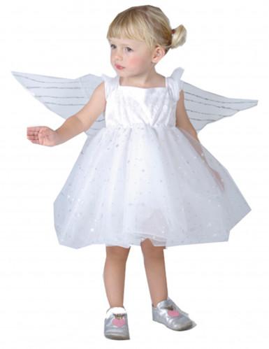 Costume angelo principessa neonata