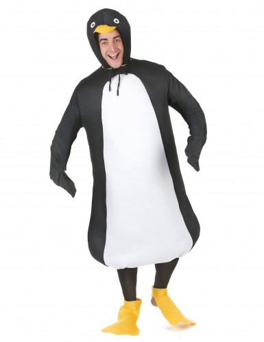 Costume pinguino adulto