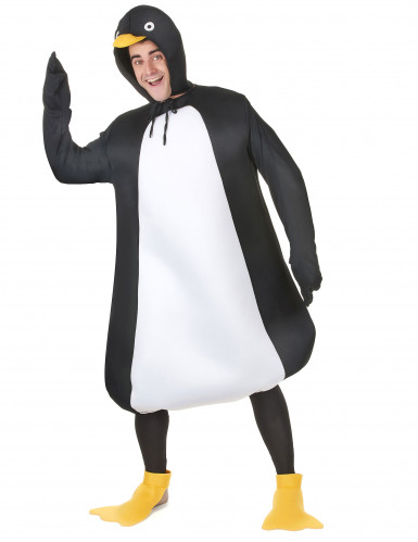Costume pinguino adulto-1