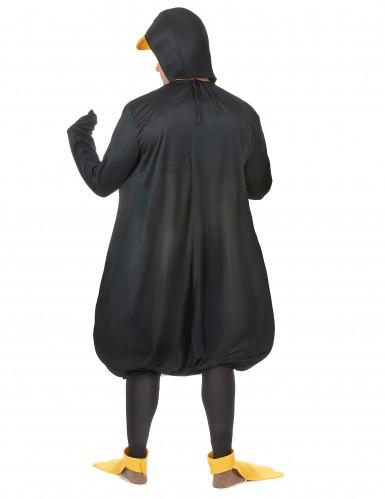 Costume pinguino adulto-2