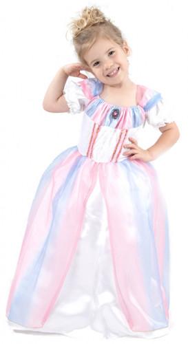 Costume da principessa preziosa bambina