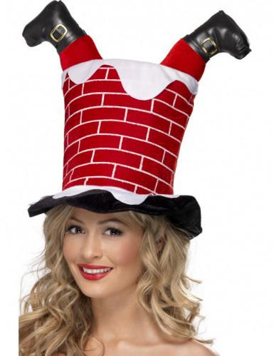 Cappello di Natale umoristico adulto