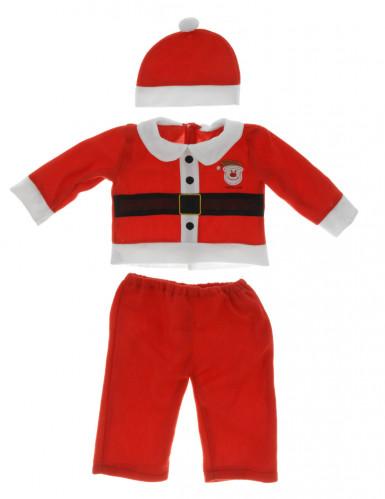 Costume Babbo Natale bebé-1