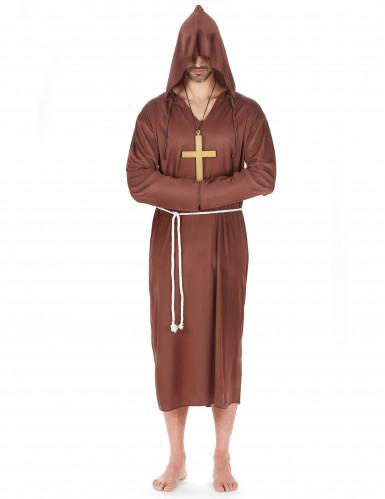 Costume coppia di monaco e monaca-1
