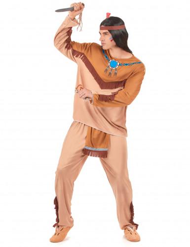 Costume coppia indiani adulto-1