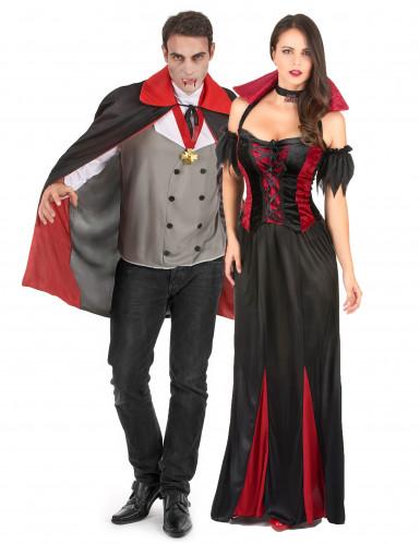 Costume coppia di vampiri