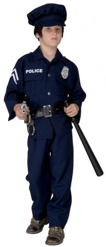 Costume per bambino da poliziotto
