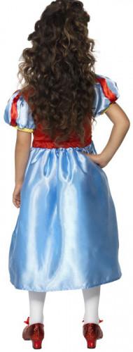 Costume principessa delle fate bambina-1