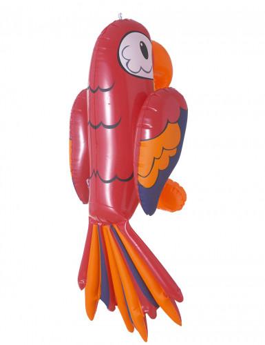 Pappagallo colorato Gonfiabile-1