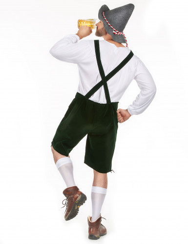 Costume salopette Bavarese uomo-2