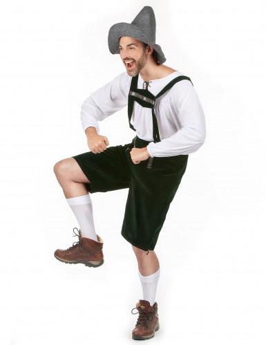 Costume salopette Bavarese uomo-1