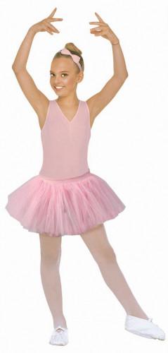 Gonna-Tutu rosa da ballerina bambina